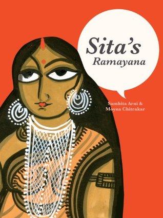 Sita's Ramayana by Moyna Chitrakar, Samhita Arni