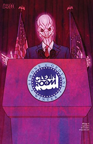 Clean Room #16 by Jenny Frison, Gail Simone, Walter Geovani, Quinton Winter