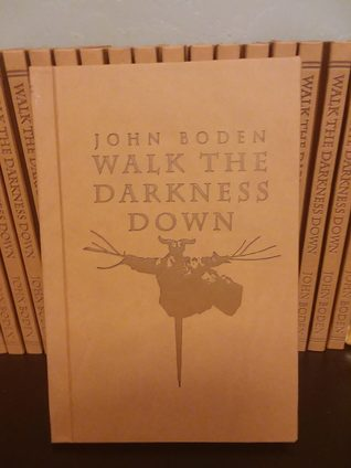Walk The Darkness Down by John Boden