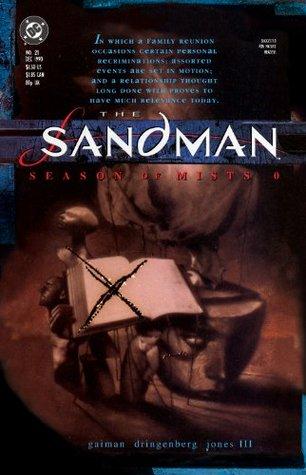 The Sandman #21: Season of Mists - A Prologue by Mike Dringenberg, Neil Gaiman