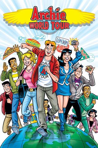 Archie World Tour by Rex Lindsey, Alex Simmons
