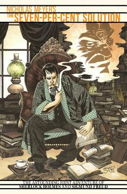 Sherlock Holmes: The Seven-Per-Cent Solution by Ron Joseph, Scott Tipton, David Tipton