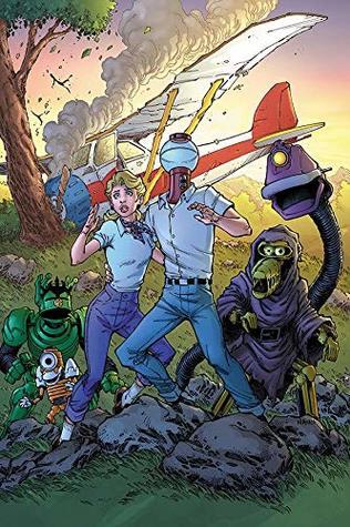 Mystery Science Theater 3000 #5 by Mike Manley, Wes Dzioba, Joel Hodgson, Harold Buchholz, Sharyl Volpe, Matt McGinnis, Todd Nauck, Jack Pollock, Seth Robinson, Mary Robinson