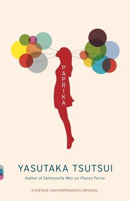 Paprika by Yasutaka Tsutsui