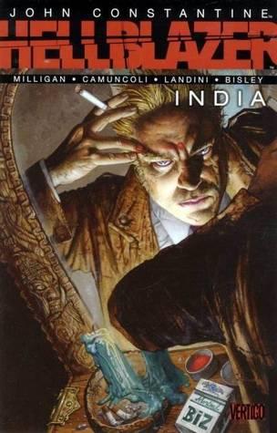 Hellblazer: India by Stefano Landini, Giuseppe Camuncoli, Peter Milligan, Simon Bisley