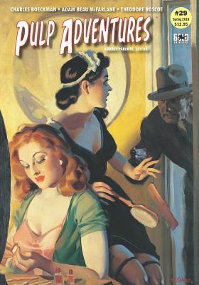 Pulp Adventures #29 by Adam Beau McFarlane, Charles Boeckman, Jack Burns