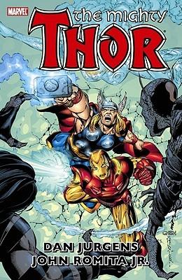 Thor By Dan Jurgens & John Romita Jr. Volume 3 by Roger Stern, Mike McKone, Howard Mackie, Lee Weeks, Joe Casey, Dan Jurgens, Terry Shoemaker, Kurt Busiek, John Romita Jr.