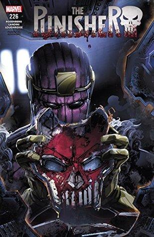 The Punisher (2016-) #226 by Stefano Landini, Matthew Rosenberg, Clayton Crain