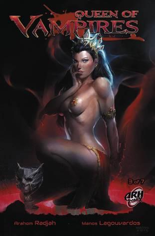 Queen of Vampires #3 of 7 by Abraham Kawa, Manos Lagouvardos, Arahom Radjah