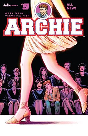 Archie (2015-) #9 by Mark Waid, Andre Szymanowicz, Veronica Fish, Jen Vaughn, Jack Morelli
