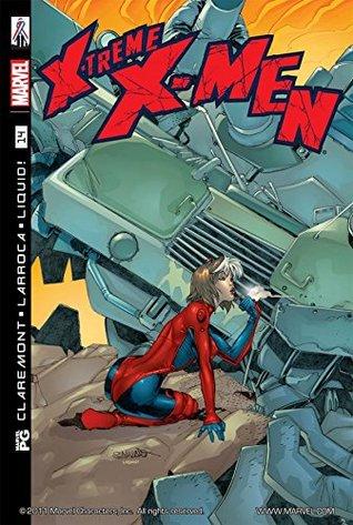 X-Treme X-Men #14 by Liquid!, Chris Claremont, Salvador Larroca