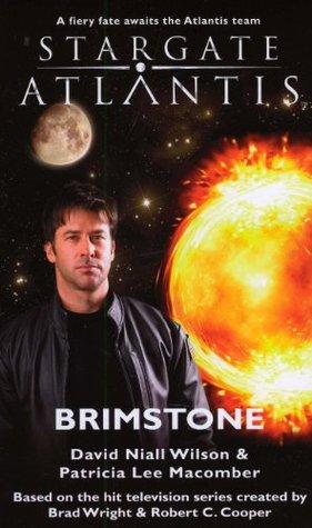 Brimstone by David Niall Wilson, Patricia Lee Macomber