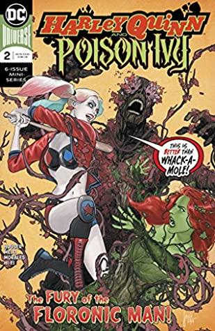 Harley Quinn & Poison Ivy (2019-) #2 by Adriana Melo, Jody Houser, Hi-Fi, Mikel Janín, Mark Morales