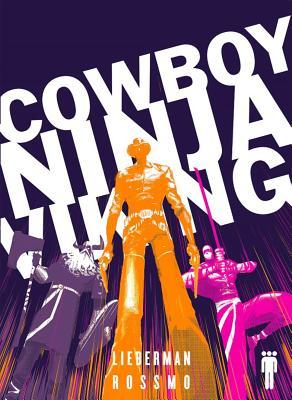 Cowboy Ninja Viking Deluxe by A. J. Lieberman