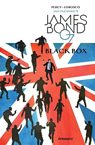 James Bond: Black Box by Benjamin Percy, Chris O'Halloran, Rapha Lobosco