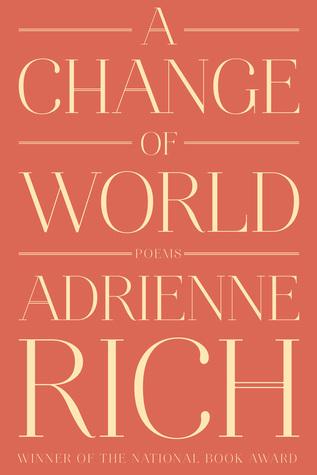 A Change of World: Poems by Adrienne Rich, W.H. Auden