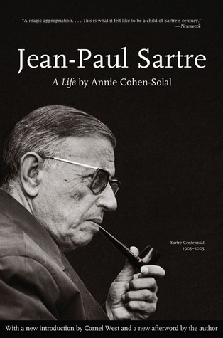 Jean-Paul Sartre: A Life by Annie Cohen-Solal, Anna Cancogni, Cornel West, Norman MacAfee