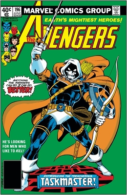 Taskmaster: Anything You Can Do… by Marvel Comics
