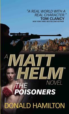 Matt Helm - The Poisoners by Donald Hamilton