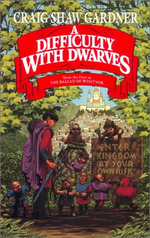 A Difficulty with Dwarves by Craig Shaw Gardner