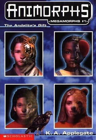 The Andalite's Gift by K.A. Applegate, Katherine Applegate