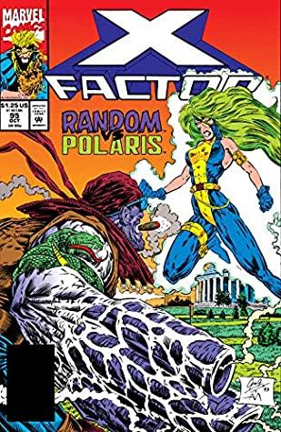X-Factor (1986-1998) #95 by Greg Luzniak, Scott Lobdell, J.M. DeMatteis, Al Milgrom