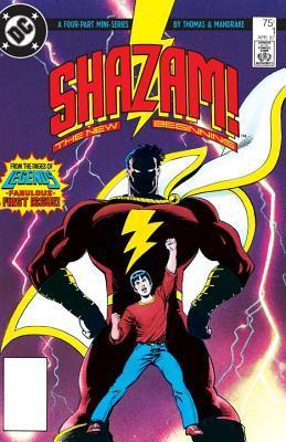 Shazam!: A New Beginning 30th Anniversary Deluxe Edition by Danette Thomas, Tom Mandrake, Richard Stasi, Roy Thomas, Jan Duursema