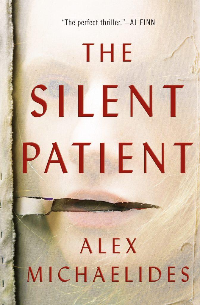The Silent Patient by Alex Michaelides