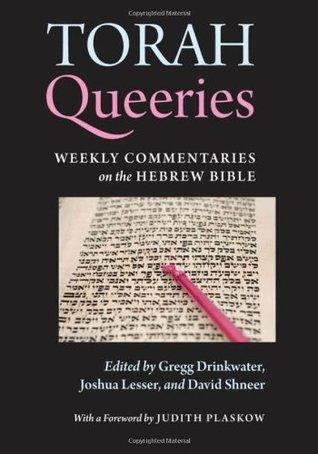 Torah Queeries by Lesser Joshua, Gregg Drinkwater, Joshua Lesser, David Shneer, Judith Plaskow