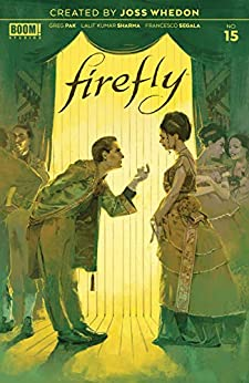 Firefly #15 by Greg Pak, Lalit Kumar Sharma, Marc Aspinall