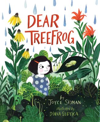 Dear Treefrog by Joyce Sidman