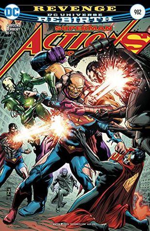Action Comics #982 by Viktor Bogdanovic, Patrick Zircher, Dan Jurgens, Hi-Fi