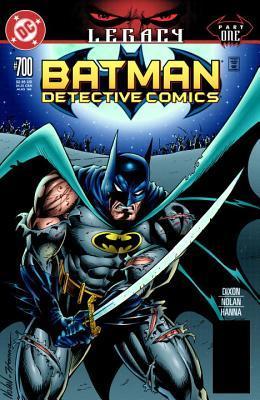 Batman: Legacy Vol. 1 by Jim Balent, Chuck Dixon, Doug Moench, Alan Grant, Graham Nolan, Mike Wieringo, Dave Taylor