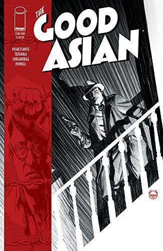 The Good Asian #1 by Pornsak Pichetshote, Dave Johnson