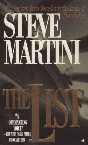 The List by Steve Martini
