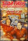 Mystery of the Missing Crew by Michael Jan Friedman, Todd Cameron Hamilton, Catherine Huerta