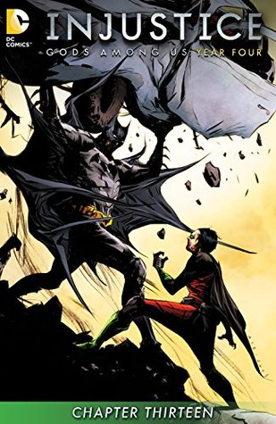 Injustice: Gods Among Us: Year Four (Digital Edition) #13 by Brian Buccellato, Bruno Redondo
