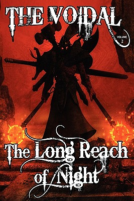 The Long Reach of Night (the Voidal Trilogy, Book 2) by Adrian Cole
