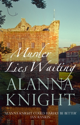Murder Lies Waiting by Alanna Knight