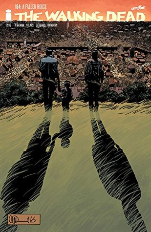The Walking Dead #164 by Cliff Rathburn, Stefano Gaudiano, Robert Kirkman, Charlie Adlard
