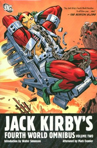Jack Kirby's Fourth World Omnibus, Vol. 2 by Mark Evanier, Mike Royer, Walter Simonson, Vince Colletta, Jack Kirby