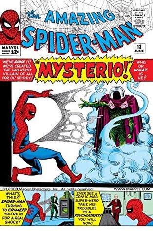 Amazing Spider-Man (1963-1998) #13 by Steve Ditko, Stan Lee