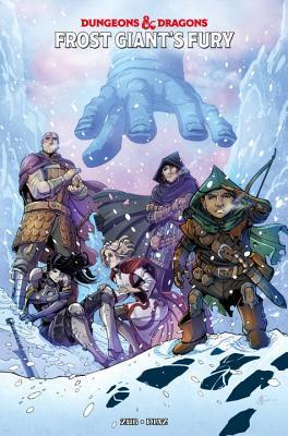 Dungeons & Dragons: Frost Giant's Fury by Netho Diaz, Jim Zub