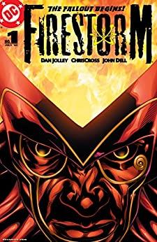 Firestorm (2004-) #1 by Dan Jolley, Mike Carey