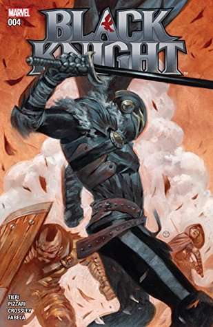 Black Knight #4 by JulianTedesco, Luca Pizzari, Frank Tieri, Julian Tedesco