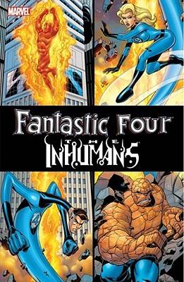 Fantastic Four/Inhumans by José Ladrönn, Carlos Pacheco, Karl Kesel, Mark Bagley, Jorge Lucas, Rafael Marín