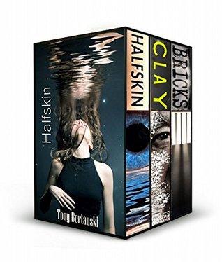 Halfskin Boxed Set by Tony Bertauski
