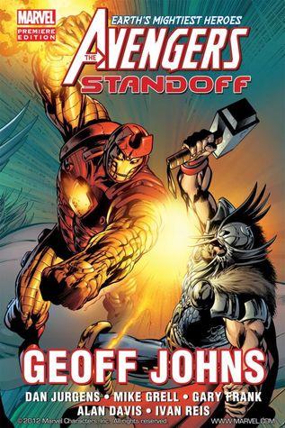 Avengers: Standoff by Alan Davis, Dan Jurgens, Gary Frank, Geoff Johns, Mike Grell, Ivan Reis