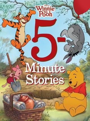 5-Minute Winnie the Pooh Stories by Walt Disney Company