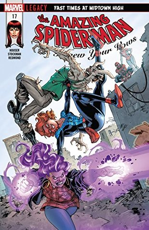 Amazing Spider-Man: Renew Your Vows (2016-2018) #17 by Jody Houser, Nate Stockman
